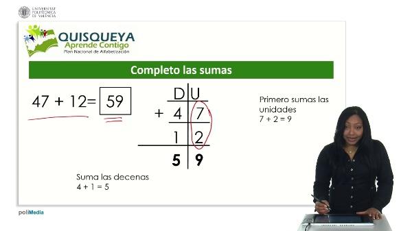 Quisqueya Aprende Contigo. Matemáticas. Unidad 4. Tema 4 (III)