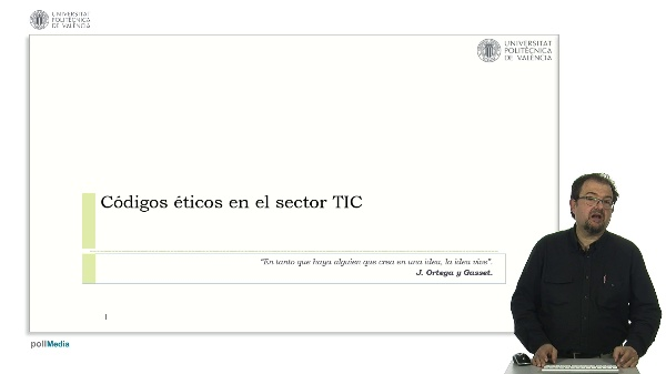 Códigos éticos en el sector TIC