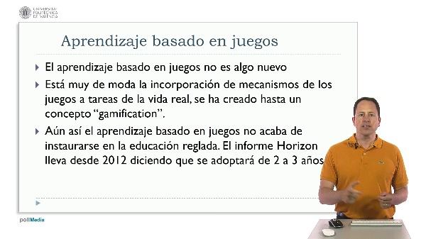 Tecnologías para la educación. Aprender jugando