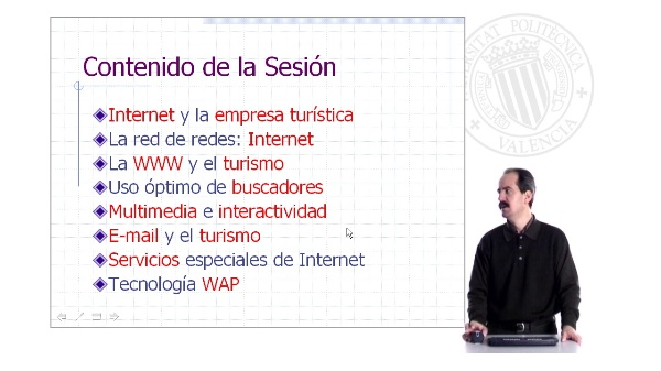 Turismo e Internet - I