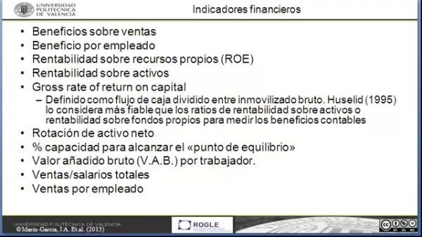 Efecto de GP en resultados financieros