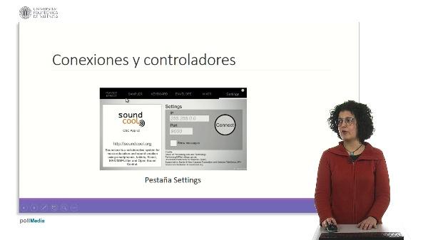 Conexiones y controladores