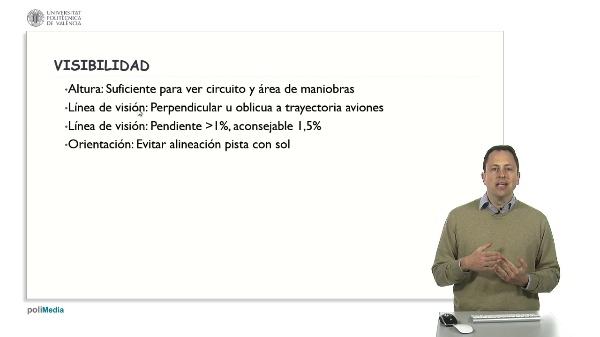 Tema 12: Torres de control (2)