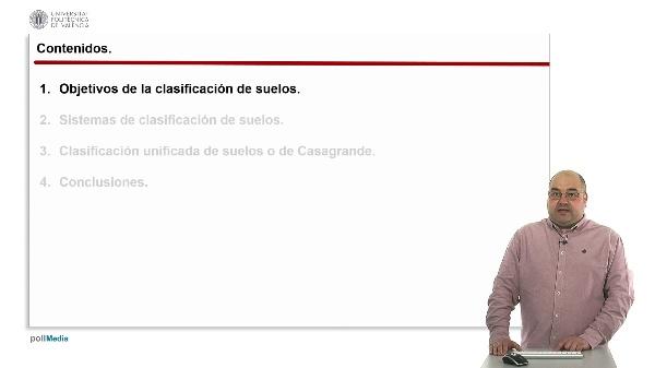 Sistemas de clasificación de suelos: clasificación de suelos: Clasificación unificada de suelos de Casagrande