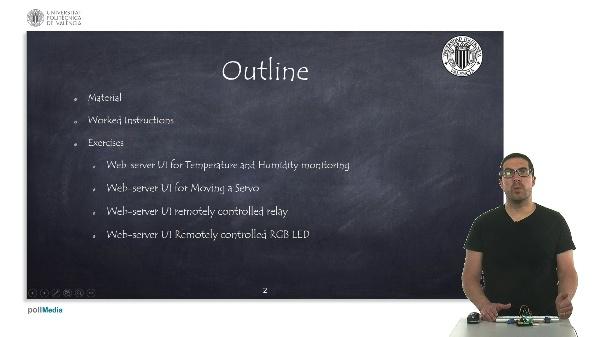 programming: web-server Ui with facilino