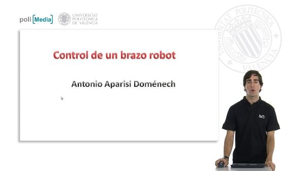 Control de un brazo robot