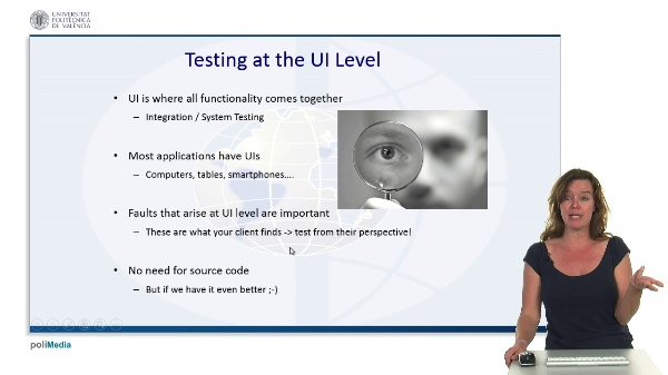 Testar. Test Automation at the user interface level