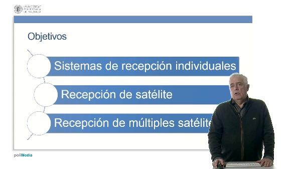 Instalaciones individuales de recepción de televisión