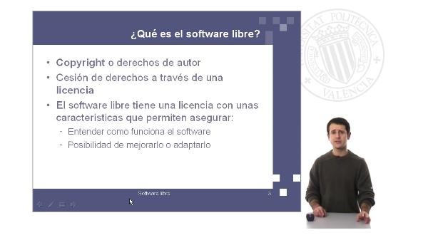 Software libre - otra versión