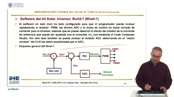 Diseño del Software del Kit Solar (II)