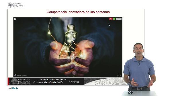 Introducción al curso: ¿Soy una persona innovadora? ¿Cómo diagnosticar mis competencias de innovación?