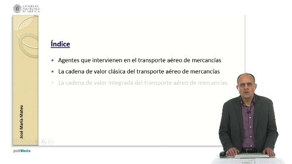 Aspectos estratégicos del transporte aéreo de mercancías.