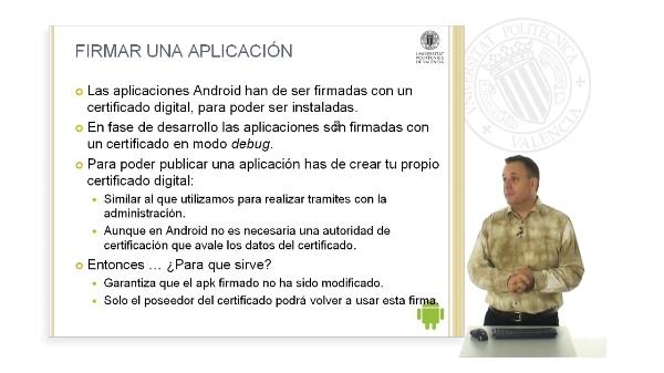 Firmar una aplicación Android