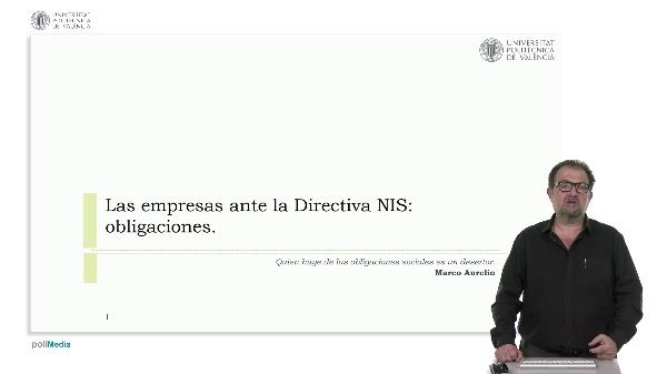 Las empresas ante la Directiva NIS: obligaciones