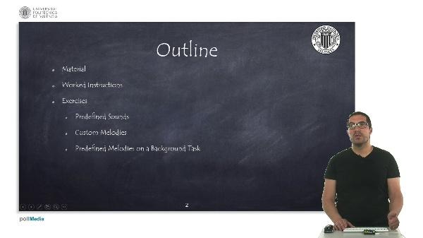 Programming: Sound Buzzer with Facilino