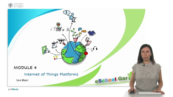 Module 4. Internet of Things Platforms Introduction
