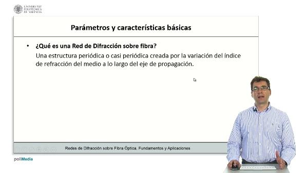 Parametros y caracteristicas basicas
