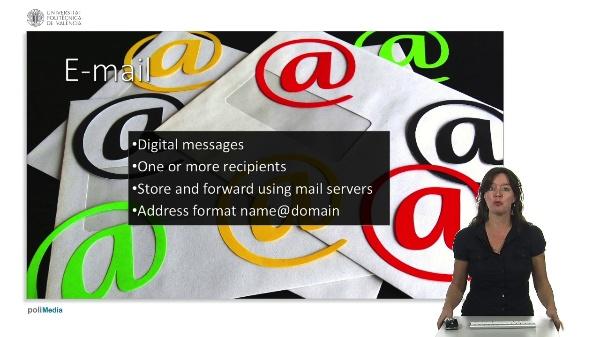 Electronic Mail (I)