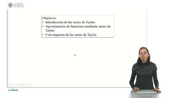 Serie de Taylor una función  (McLaurin)