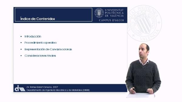 Relación entre Curvas de Fluencia e Isocronas