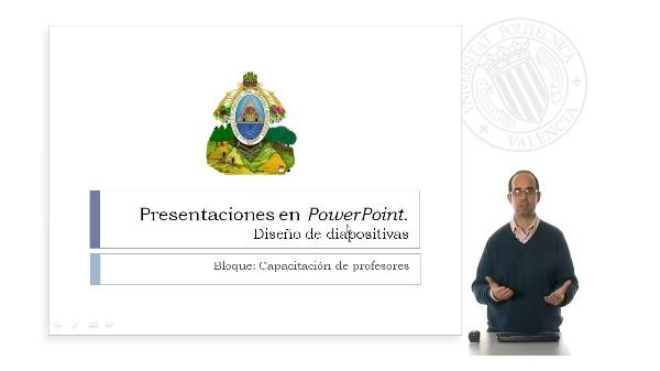 Presentaciones en PowerPoint. Diseño de diapositivas