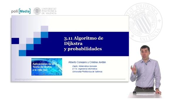 S3.11- Algoritmo de Dijkstra y probabilidades