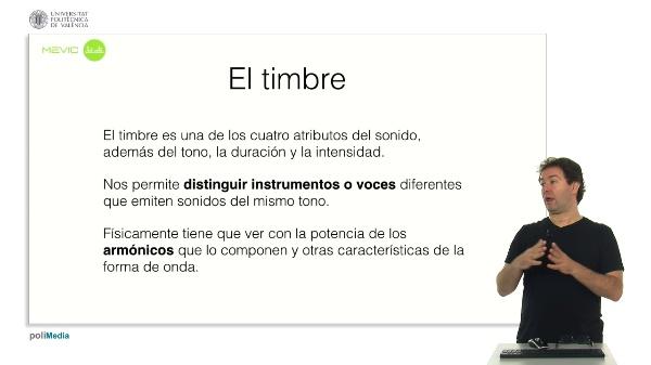El timbre. Breve historia del piano.