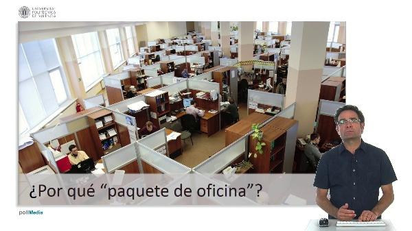 Herramientas Office Suite Standard. Introducción