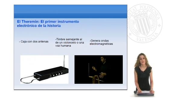 Laboratorio de música electrónica