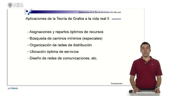 S0.6- Aplicaciones de la teoria de grafos a la vida real - II