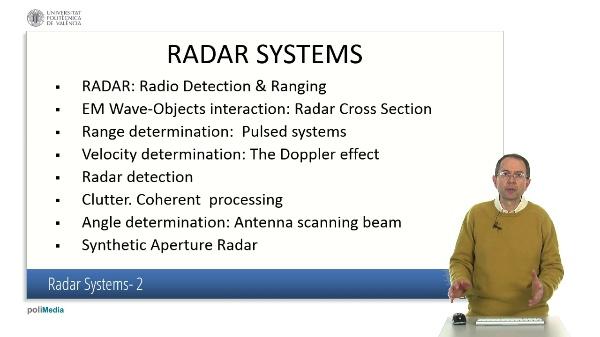 Radar Systems I