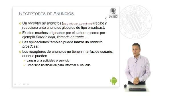 Receptores de Anuncios en Android