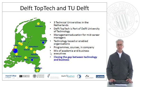 Delft TopTech Executive Education of TU Delft