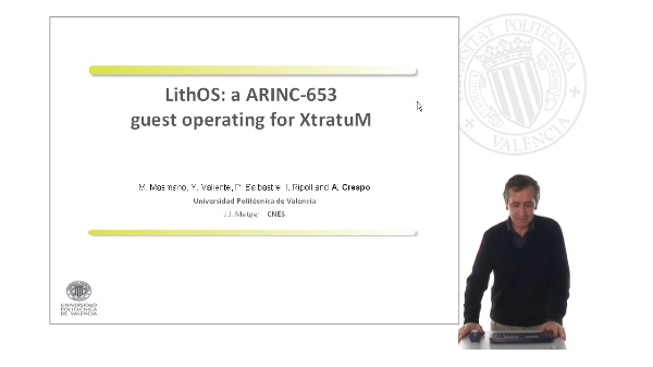 LithOS: a ARINC-653 guest operating for Xtratum