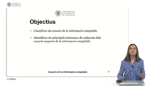 Usuaris de la informació comptable