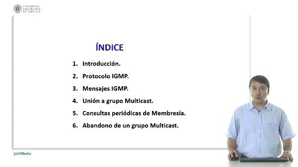 Procedimientos IGMP