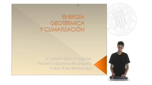 Energía Geotérmica I