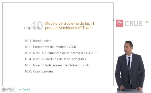 Modelo de Gobierno de las TI para Universidades (GTI4U)