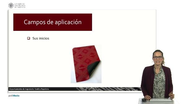 Campos de aplicación de microcápsulas