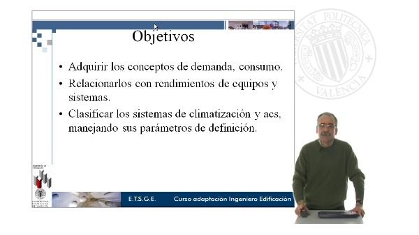 T7. Conceptos básicos de la calificación energética