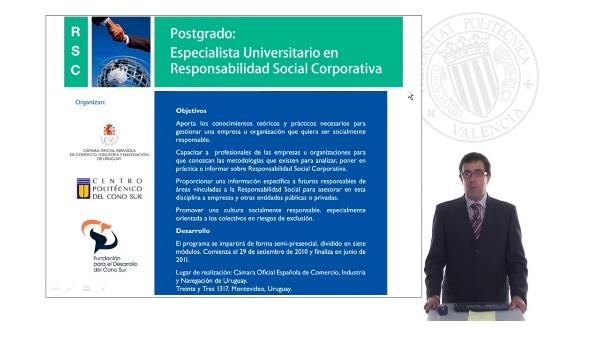 El desafio de la Responsabilidad Social Corporativa
