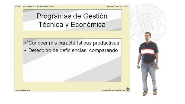 Sistemas de gestión. Técnica y Económica (Parte1)
