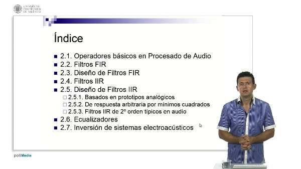 Filtros Digitales de Audio (Introduccion)