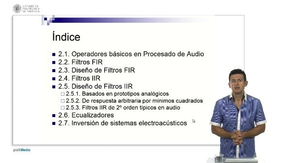 Filtros Digitales de Audio (Introduccion)