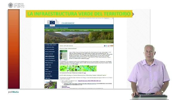 La infraestructura verde del territorio I.