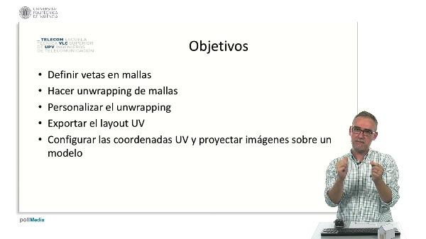 Blender: Coordenadas UV