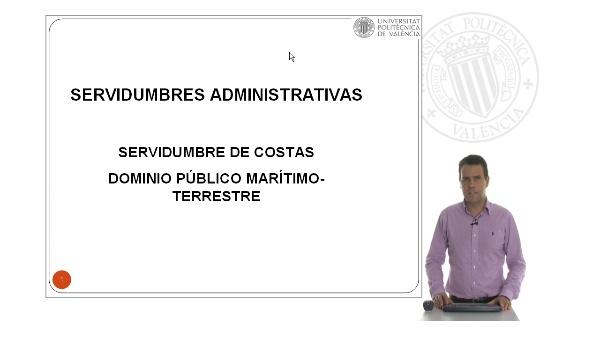 Servidumbres administrativas