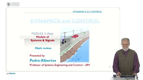 Systems and signals. Math review