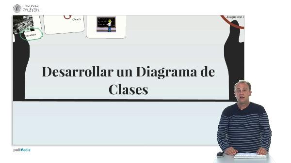 Desarrollo de diagramas de clase.
