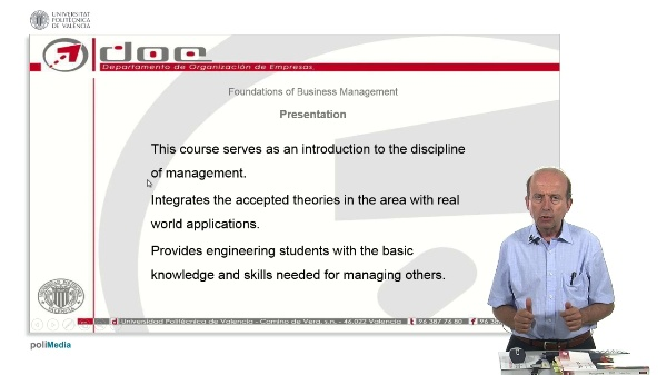 Introduction Foundations of Business Management
